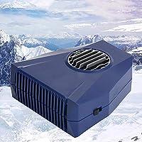 junjunli Calentador eléctrico de 12 V con función de 4 en 1 para Coche, calefacción