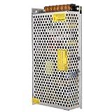 Sonline Interruptor de Transformador de Tension CA 110V/220V a CC12V 15A 180W para Tira LED