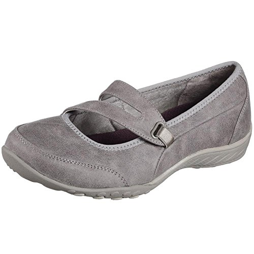 Skechers Damen Breathe-Easy-Calmly Mary Jane Halbschuhe