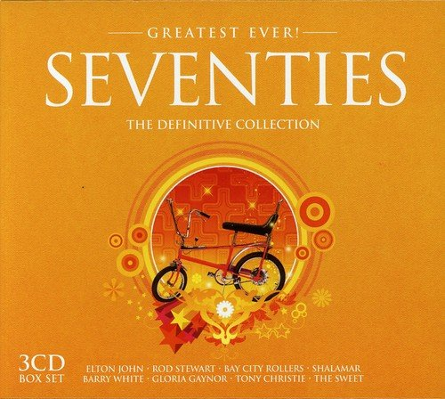 VA - Greatest Ever Seventies  The Definitive Collection - (GTSTCD001) - BOXSET - 3CD - FLAC - 2006 - WRE Download