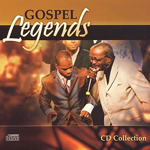 Gospel Legends CD (Vol. 1,2,3)