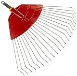 Wolf-Garten UBM multi-change Rake Werkzeug für die Rasenpflege Head