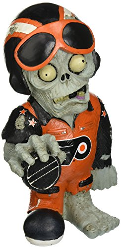 NHL Philadelphia Flyers Resin Thematic Zombie (Zombie Gnome)