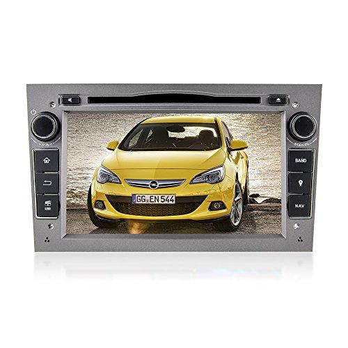 17,8cm Doppel DIN in Dash Autoradio Stereo für für Opel Vauxhall Corsa...