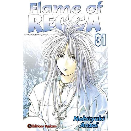 Flame of Recca, Tome 31