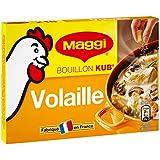 Maggi - Bouillon déshydraté en tablettes - Le boîte de 18 bouillons kub - Prix Unitaire - Livraison Gratuit Sous...