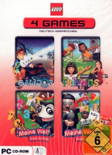 lego-4-games-galidor-friends-meine-welt-erste-schritte-meine-welt-fortgeschrittene