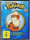 Die Welt der Pokémon - Staffel 1-3, Vol. 11