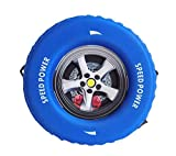 Best Preschool Backpacks - Days Off Cute 3D Tyre Shaped Canvas Small Review