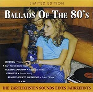 BALLADS OF THE 80S