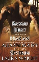 Hakan/Severin by Alexandra Ivy (2014-10-08)