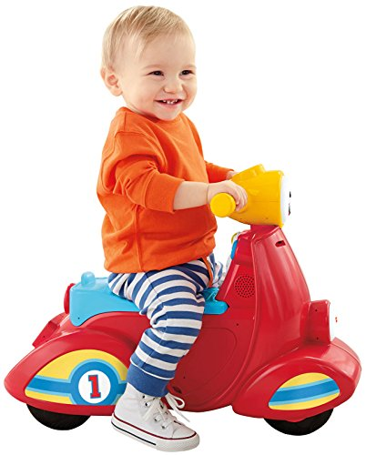 Image of Fisher-Price Smart Stages Scooter