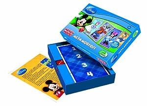 Modiano Disney - Juego de Cartas con Dado, diseño de Mickey (versión en Italiano) Importado de Italia