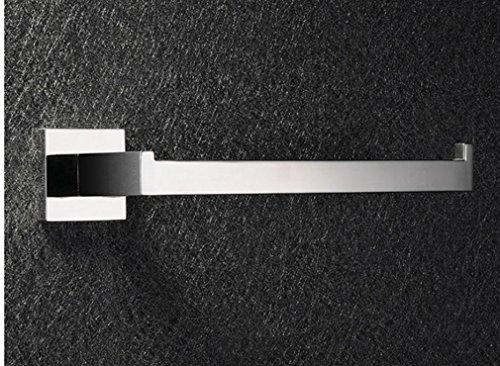 Dual-fuel-single (Körperpflege,Sucastle Single Layer Handtuch Ring Edelstahl Handtuch Hing Square light Zeichnung Handtuchhalter Handtuchhalter)