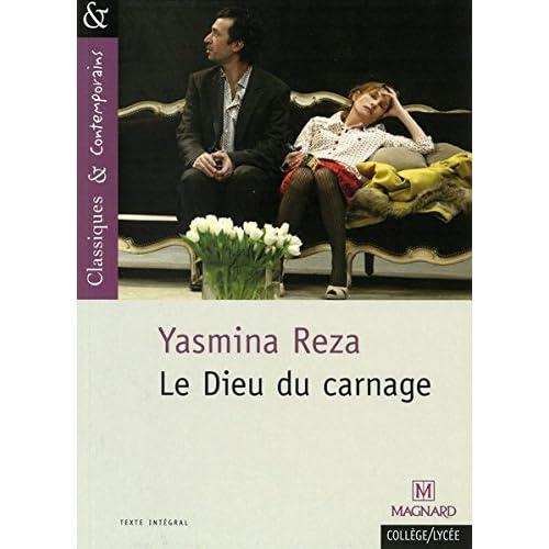 Le Dieu du carnage: Französische Lektüre für das 6. und 7. Lernjahr
