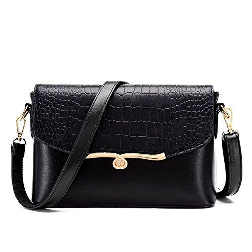 LAIDAYE Frau Fashion Schulter Messenger Bag 7