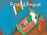 Frosch und der Schneemann