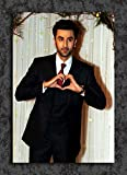 Tamatina Bollywood Actors Wall Poster - Ranbir Kapoor - Chocolate Boy - Loking Handsome - HD Quality Poster