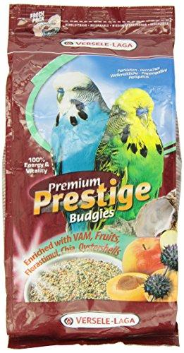 Versele Premium Prestige für Wellensittiche 1 kg Futter, Wellensittichfutter, Saaten, Körnerfütter