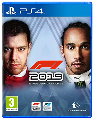 Foto F1 2019 - PlayStation 4