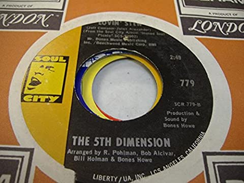 The 5th Dimension 45 RPM Lovin' Stew / Wedding Bell Blues