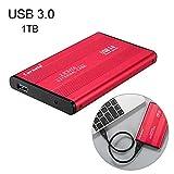Class-Z Tragbare Externe Festplatte H-2 2,5'2,5 HDD 500 GB 1 TB 2 TB Metallgehäuse USB 3.0 Laptop Mobile Festplatte für Windows Mac