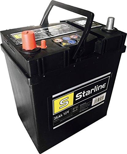 Batteria auto Starline BASL35JLT 35Ah 300A 12V Positiva a sinist