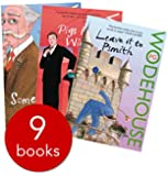 P.G. Wodehouse Collection - 9 Books (Paperback) RRP £71.94