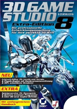 3D Game Studio 8 Extra Edition