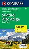 Südtirol/Alto Adige: 1 : 50 000. Wander-, Rad- und Skitouren. Mit Panorama. GPS-genau. -