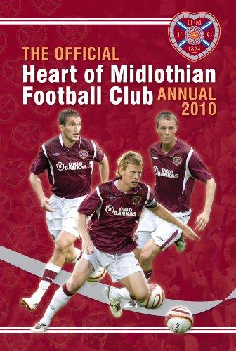 Official Hearts FC Annual 2010 2010 por Paul Kiddie