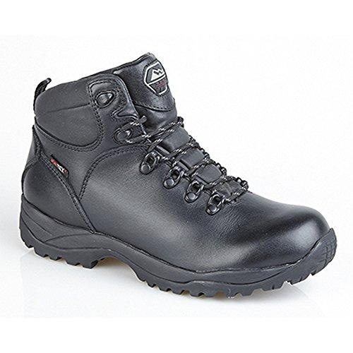 Johnscliffe Typhoon - Chaussures montantes et légères de randonnée - Homme Noir