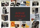 KODAK VINTAGE Kameras von 1934-1982 (Wandkalender 2019 DIN A3 quer): In diesem hochwertigen Fotojahreskalender werden Sie mit interessanten Motiven ... 14 Seiten ) (CALVENDO Hobbys)