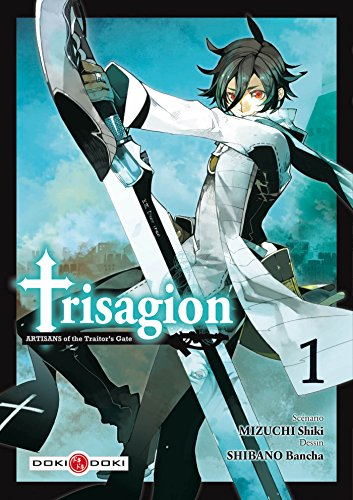 Trisagion Edition simple Tome 1