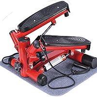 WYF Multifuncional Steppers Home Pedal Mini Silencioso Gimnasio Al Aire Libre Hidráulico