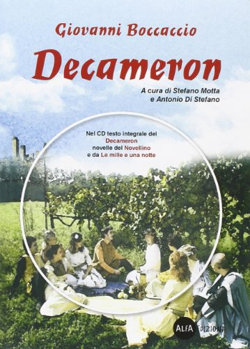 Il Decameron. Con CD-ROM