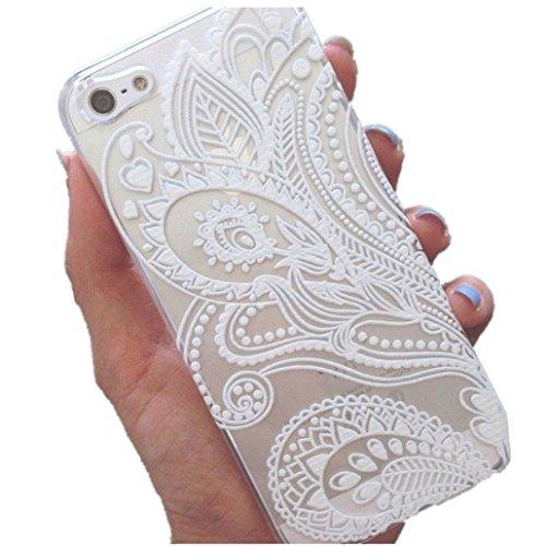 Asmiled Housse Coque etui Case Cover Pour iPhone 5/5S/SE,PC Coque Pour iPhone 5/5S/SE, Hard Plastique Coque pour iPhone 5/5S/SE Z23