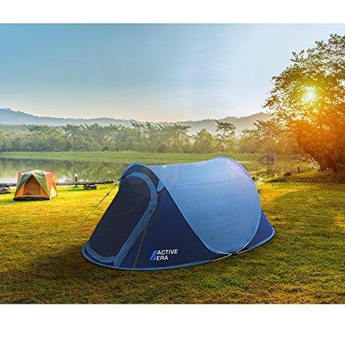 Active Era® Large 2 Person Pop Up Tent ...  sc 1 st  C& Walk Climb & Active Era® Large 2 Person Pop Up Tent - Water Resistant ...