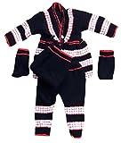 #5: Rebizo Soft Wool Baby's Clothing Set (564_Assorted_New Born)