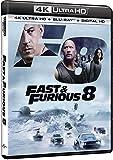 Fast & Furious 8 (4K UHD + BD) [Blu-ray]