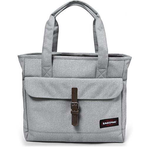 Eastpak Flail Bandolera, 19 litros, Gris (Sunday Grey)