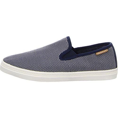 Gant Mens Pantofola Vittoriana Blu (blu Scuro)