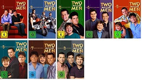 Two and a half Men Staffel 1 - 8