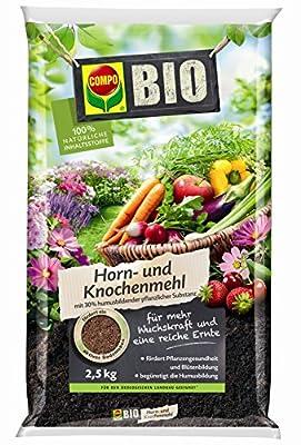 COMPO Horn- und Knochenmehl 2,5 kg von Compo auf Du und dein Garten