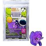 AG Sop Butterfly Pea flores 30Bolsitas de té