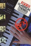 SFX-10 Classical Themes (The Sfx Series for All Home Portable Keyboards)