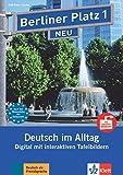 Berliner Platz 1 NEU: Digital mit interaktiven Tafelbildern auf CD-ROM (Berliner Platz NEU)