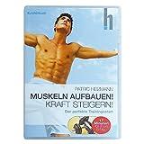 Patric Heizmann: Muskeln aufbauen Kraft steigern (Hörbuch)