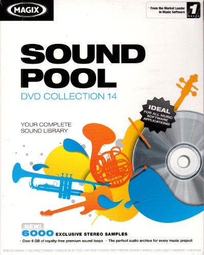 MAGIX Soundpool DVD Collection 14 (INT)