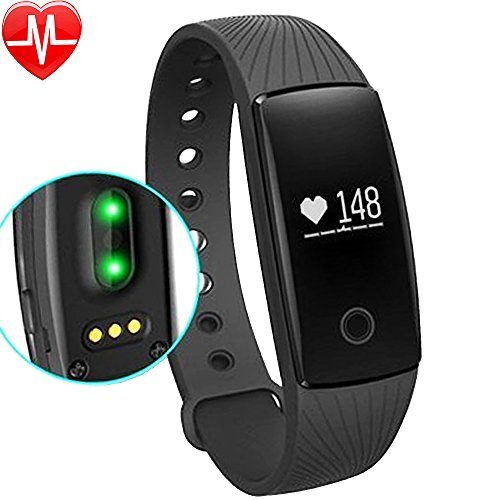 Fitness Tracker, Willful Activity Tracker Cardio Pedometro...